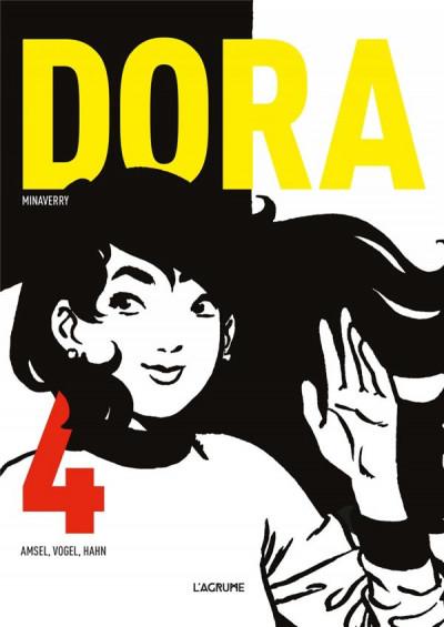 Couverture Dora tome 4