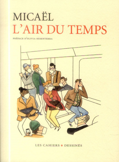 Couverture L'air du temps