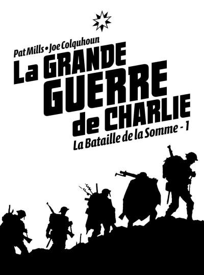 Page 1 la grande guerre de charlie tome 1