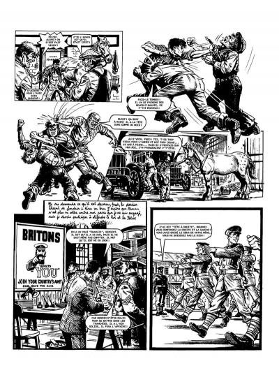 Page 4 la grande guerre de charlie tome 1