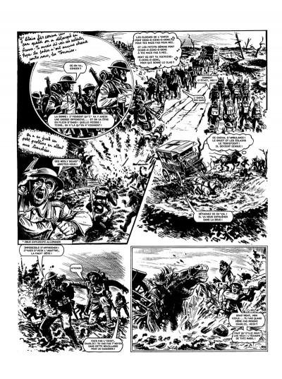 Page 5 la grande guerre de charlie tome 1