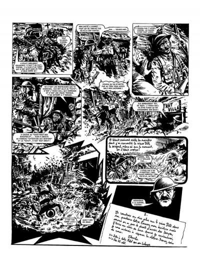 Page 6 la grande guerre de charlie tome 1