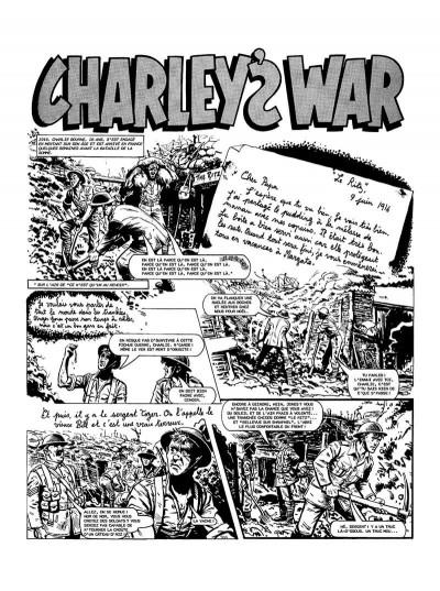 Page 7 la grande guerre de charlie tome 1
