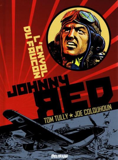 Couverture Johnny Red tome 1 - l'envol du faucon