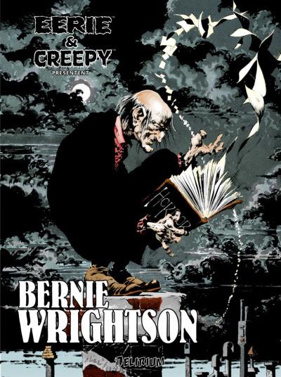 Couverture Eerie Et Creepy présentent...Bernie Wrightson
