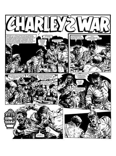 Page 4 La grande guerre de Charlie tome 8 - le jeune Adolf