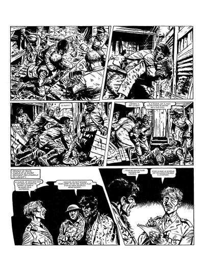 Page 5 La grande guerre de Charlie tome 8 - le jeune Adolf