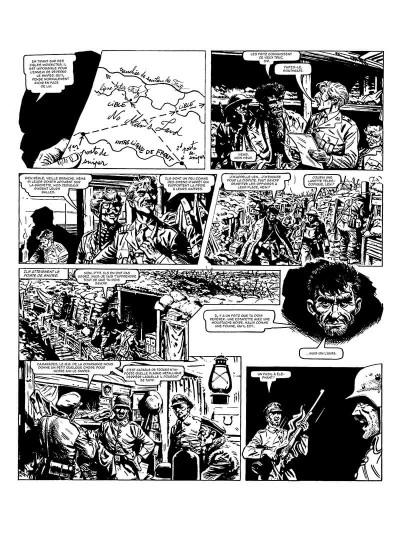 Page 6 La grande guerre de Charlie tome 8 - le jeune Adolf