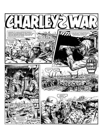 Page 7 La grande guerre de Charlie tome 8 - le jeune Adolf