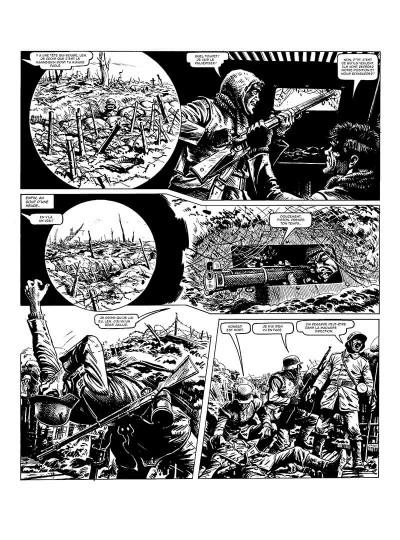 Page 8 La grande guerre de Charlie tome 8 - le jeune Adolf