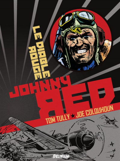 Couverture Johnny Red tome 2 - le diable rouge