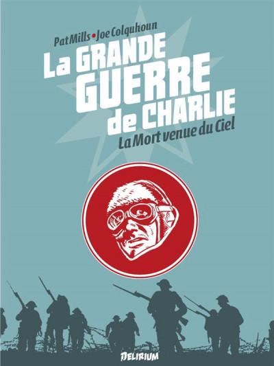 Couverture La grande guerre de Charlie tome 9