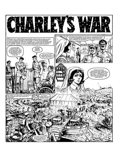 Page 0 La grande guerre de Charlie tome 9