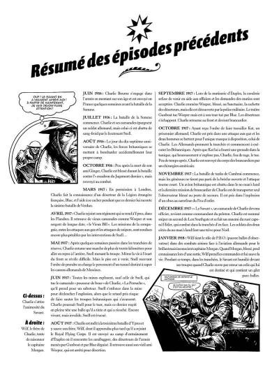 Page 3 La grande guerre de Charlie tome 9
