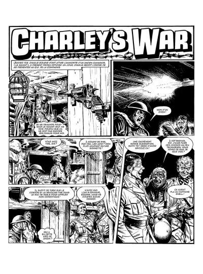 Page 4 La grande guerre de Charlie tome 9