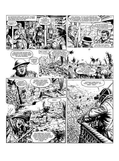 Page 5 La grande guerre de Charlie tome 9