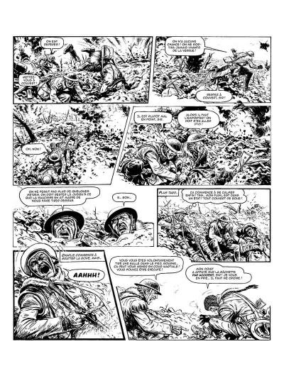Page 6 La grande guerre de Charlie tome 9