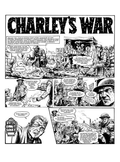 Page 7 La grande guerre de Charlie tome 9