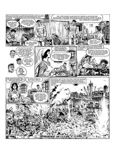 Page 8 La grande guerre de Charlie tome 9