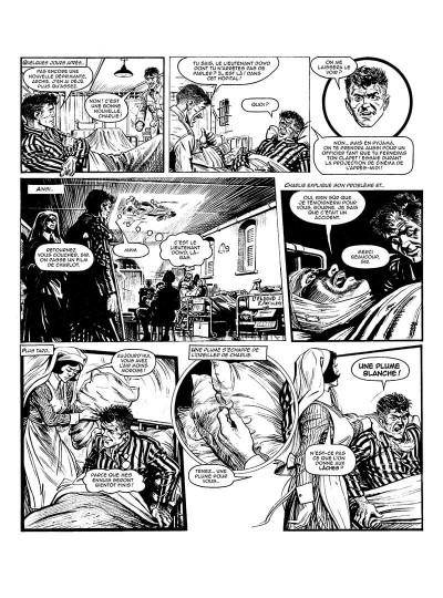 Page 9 La grande guerre de Charlie tome 9