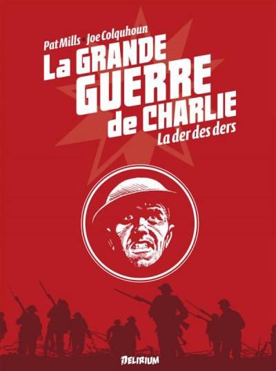 Couverture La grande guerre de Charlie tome 10