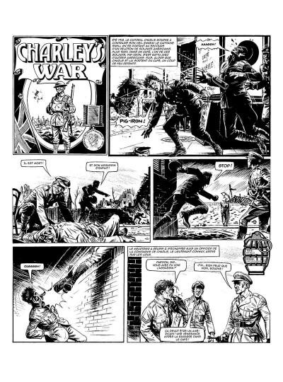 Page 0 La grande guerre de Charlie tome 10