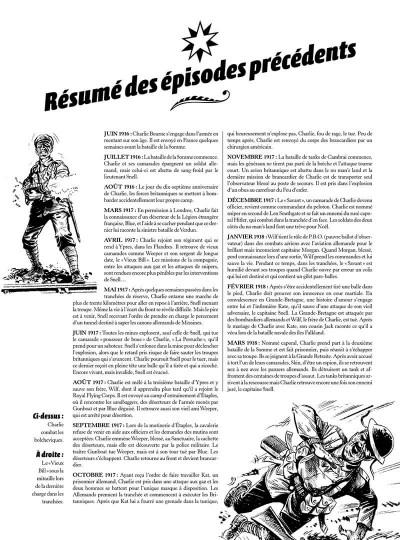 Page 3 La grande guerre de Charlie tome 10