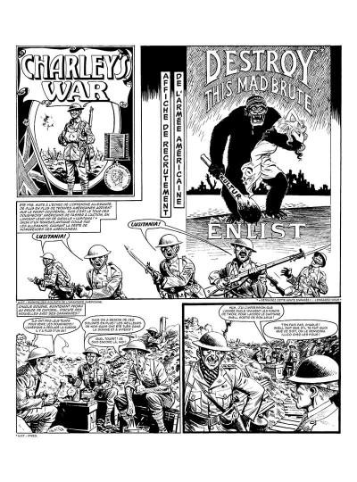 Page 4 La grande guerre de Charlie tome 10
