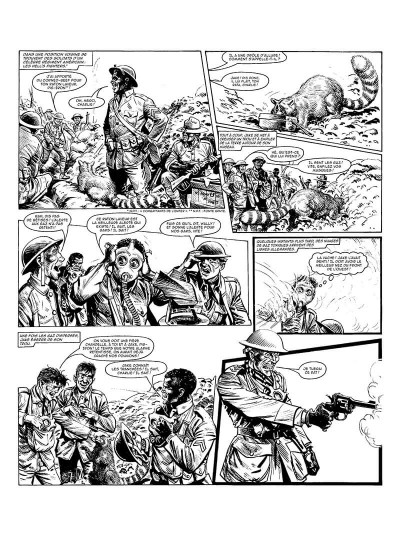 Page 5 La grande guerre de Charlie tome 10