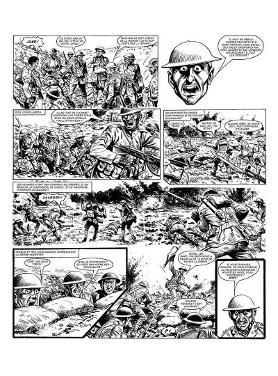 Page 6 La grande guerre de Charlie tome 10