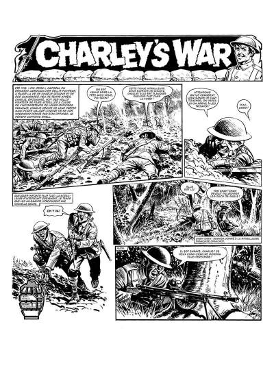 Page 7 La grande guerre de Charlie tome 10