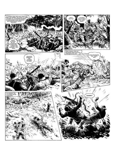 Page 8 La grande guerre de Charlie tome 10