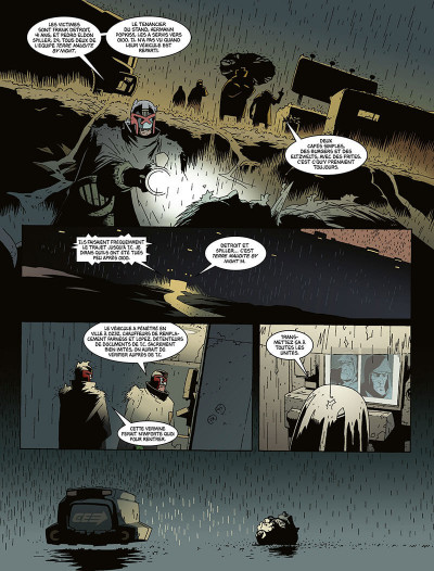 Page 0 Judge Dredd - origines
