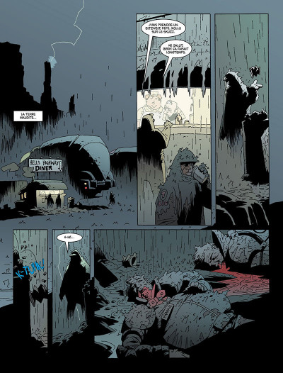 Page 4 Judge Dredd - origines