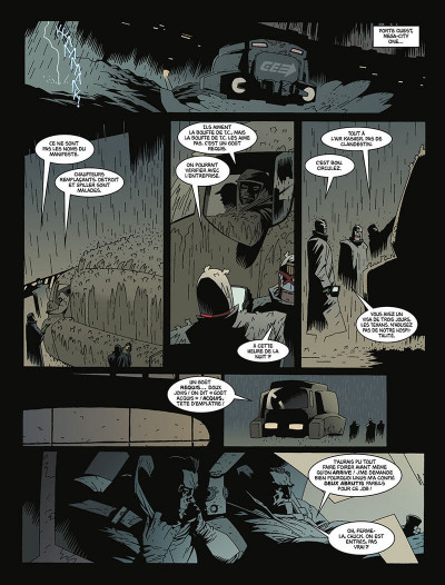 Page 5 Judge Dredd - origines