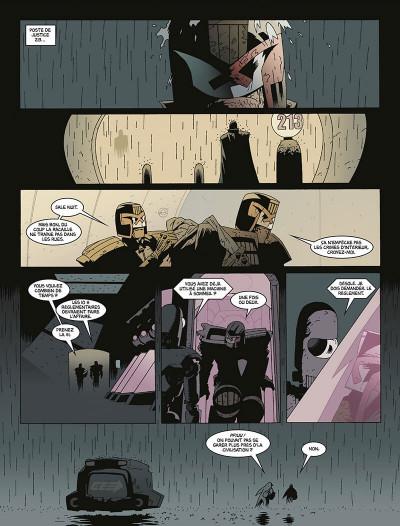 Page 6 Judge Dredd - origines