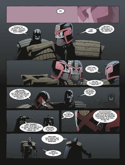 Page 7 Judge Dredd - origines