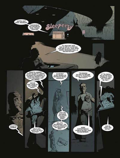 Page 9 Judge Dredd - origines