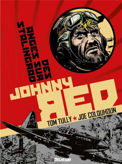 Couverture Johnny Red tome 3