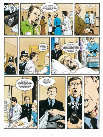 Page 1 L'exécuteur - La confession