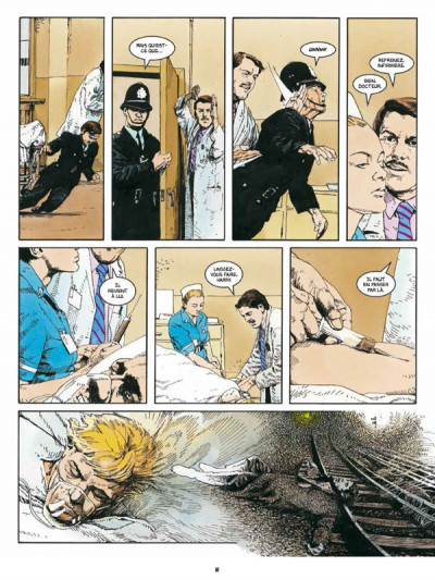 Page 2 L'exécuteur - La confession