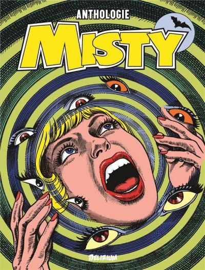 Couverture Misty - anthologie