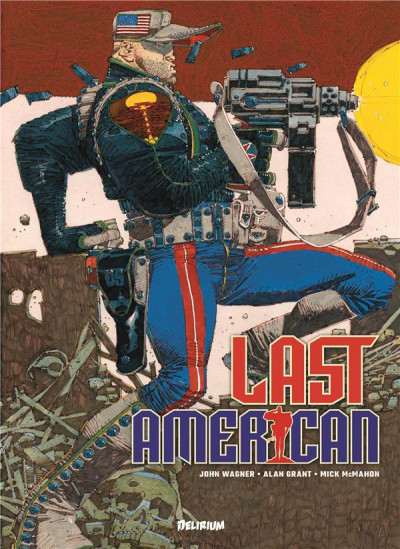Couverture The last american