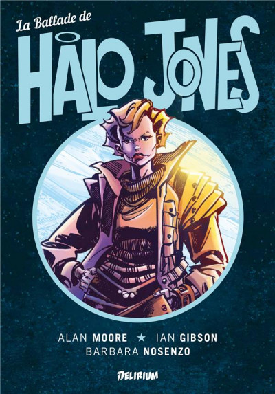 Couverture la ballade de Halo Jones