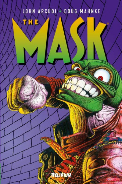 Couverture The mask - intégrale tome 1