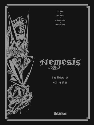 Couverture Nemesis - intégrale tome 1