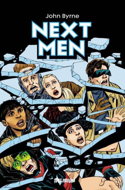 Couverture Next men - intégrale tome 1