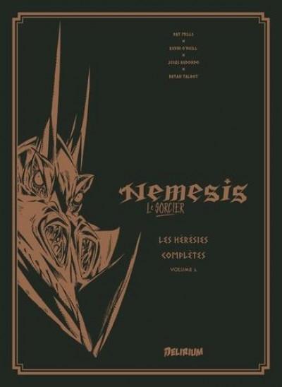 Couverture Nemesis - intégrale tome 2