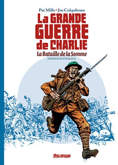 Couverture La grande guerre de Charlie - La bataille de la Somme - intégrale