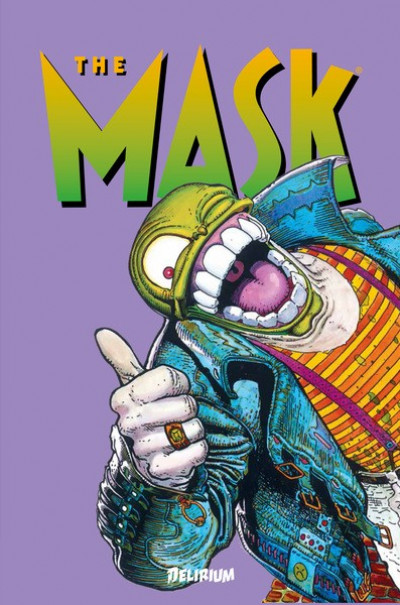 Couverture The Mask - intégrale tome 3